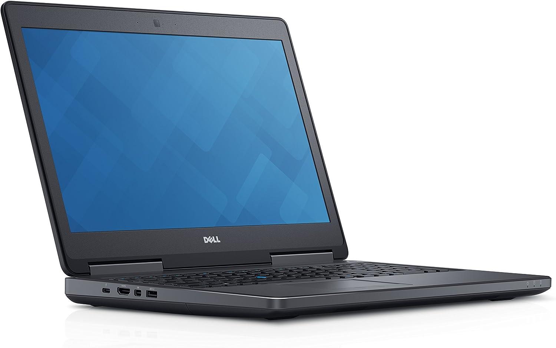 Dell Precision 7510 Mobile Workstation Laptop, Intel Core i7-6820HQ, 8GB DDR4, 1TB Hard Drive, Windows Pro 10 C8G1Y (Renewed)