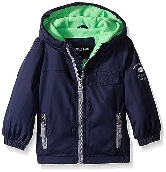 b36e9351a Amazon.com  London Fog Baby-Boys Poly Fleece Lined Windbreaker  Clothing
