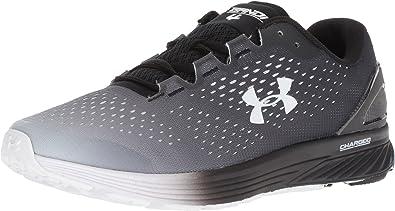 Under Armour 3020319 - Zapatillas de Running para Hombre White (102)/Black 40 EU: Amazon.es: Zapatos y complementos