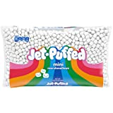 Jet-Puffed Mini Marshmallows (16 oz Bags, Pack of 12)