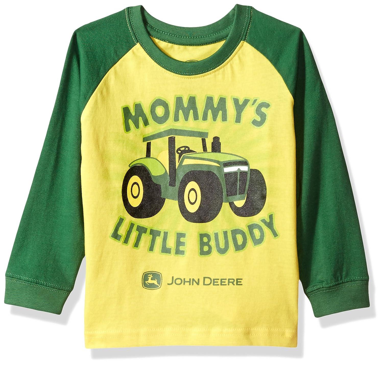 John Deere Baby Boys Long Sleeve Tee
