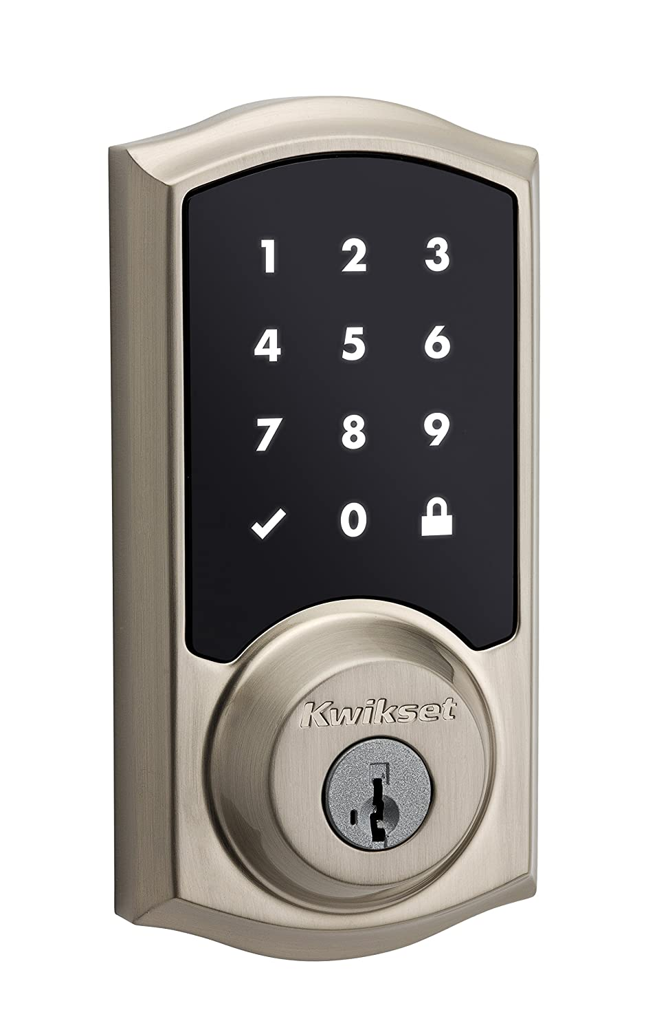 door wink electronic deadbolt smartcode products hero lock kwikset