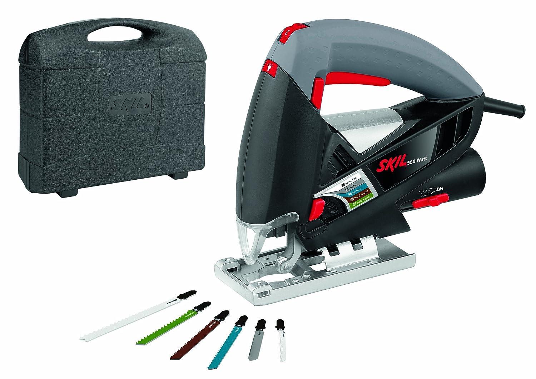 Skil 4370AD - Sierra de calar pendular con variador de ...
