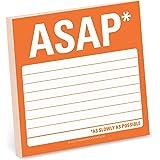 Knock Knock Sticky Notes, ASAP (12468)