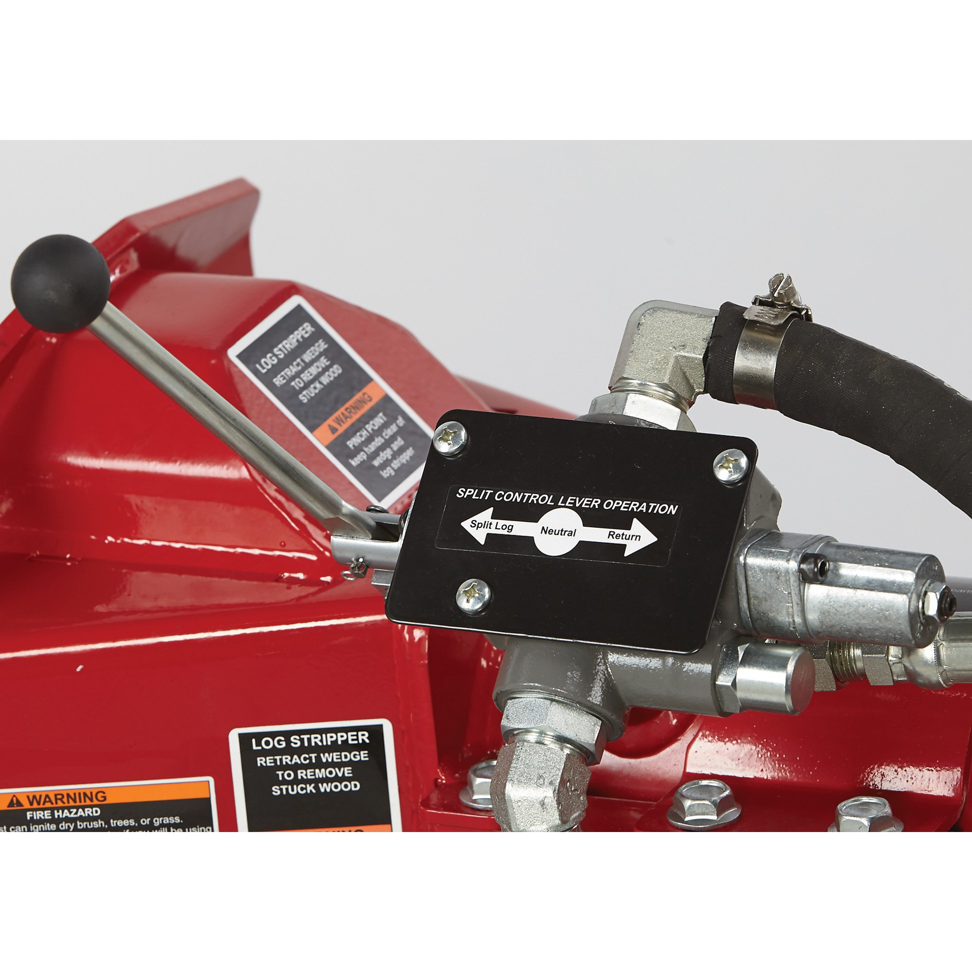 NorthStar Horizontal/Vertical Log Splitter - 30-Ton, 200cc Honda GX200 Engine
