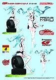 GSRキャラクターカスタマイズシリーズ008 レーシングミク 2014 Ver. グッドスマイル初音ミクZ4 2014ver. A3サイズ 紙製 塗装済みA3サイズ ステッカー