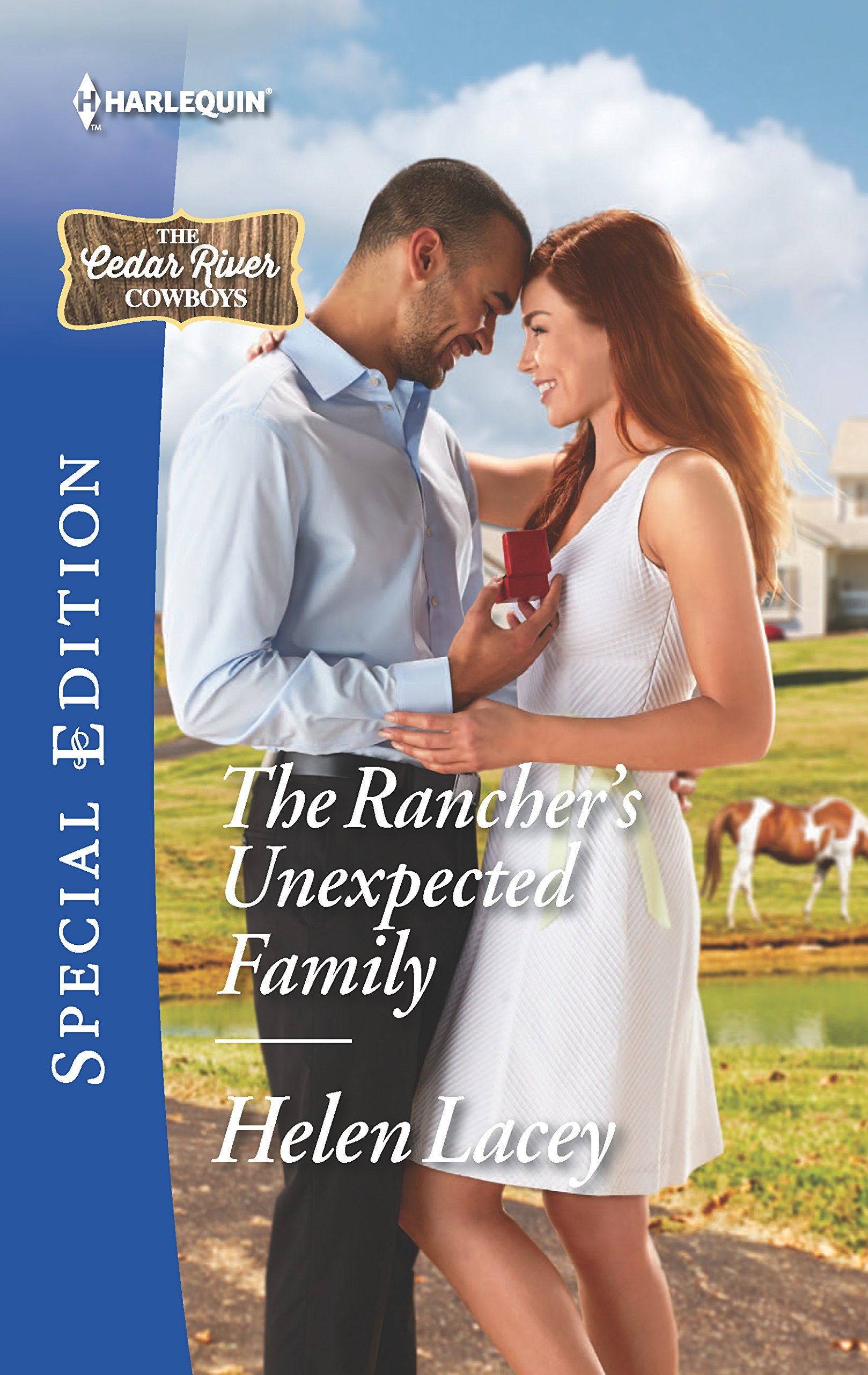 Read Online The Rancher's Unexpected Family (The Cedar River Cowboys) pdf epub