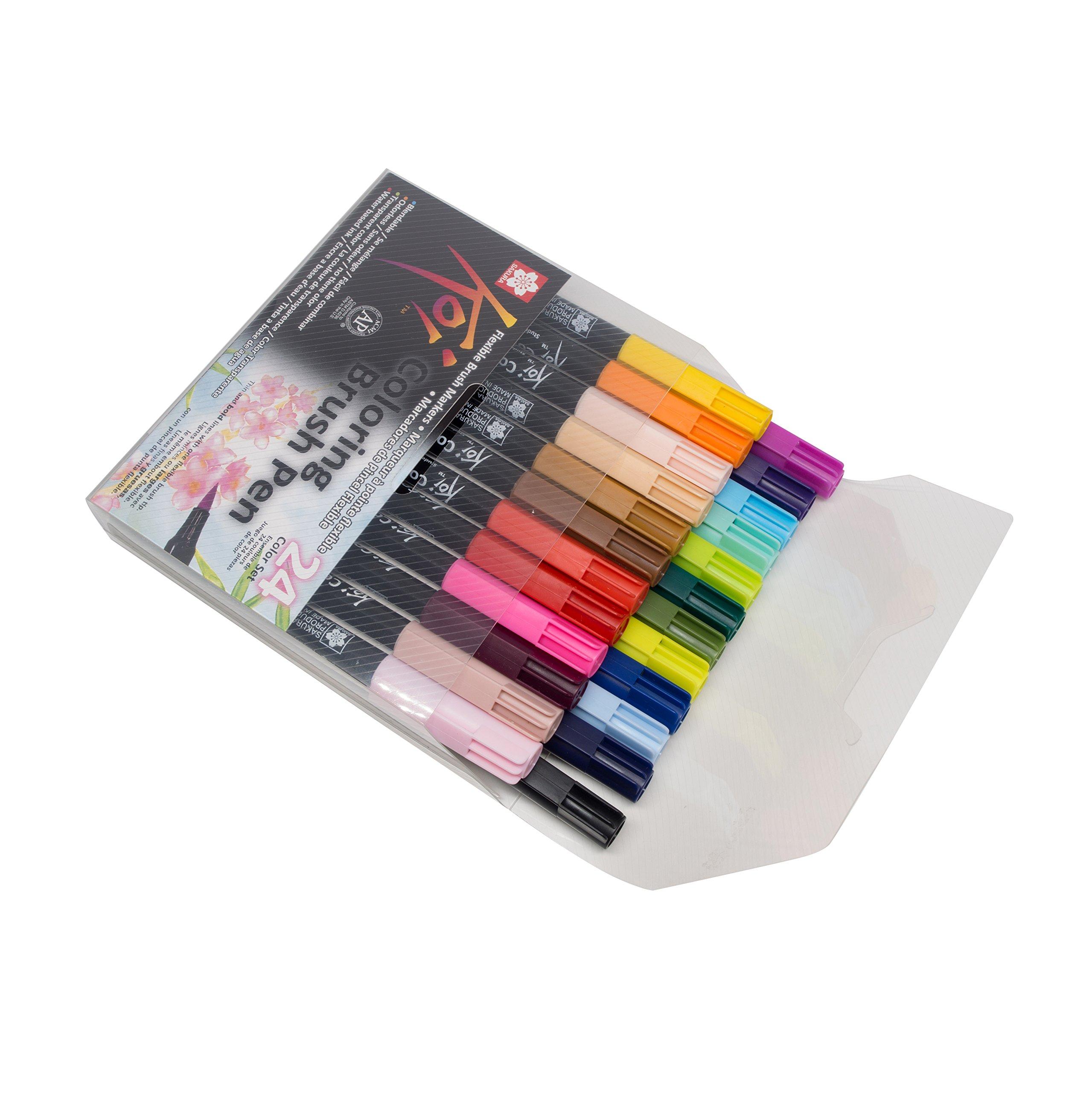 Sakura Koi Color Brush Set 24