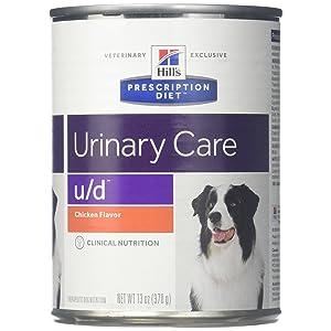 Hill's Prescription Diet u/d Chicken Flavor Canned Dog Food