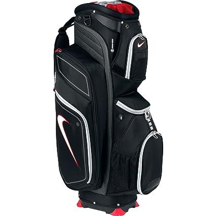 Amazon.com: Nike Golf M9 II carro bolsa de golf, color negro ...