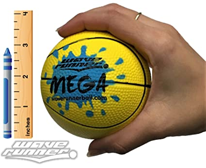 2a9d3720bdf91 Wave Runner Water Skipping Ball Basketball Style 3.5