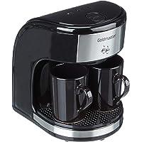 Goldmaster Colombia Filtre Kahve Makinesi By-4303, Siyah