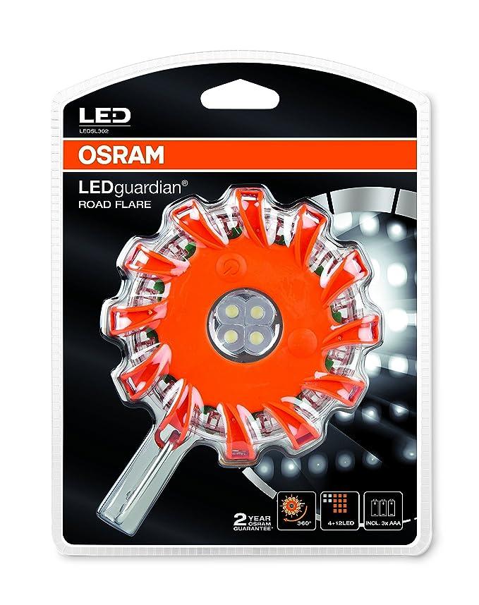 2 opinioni per Osram LEDSL302 Ledguardian Road Flare
