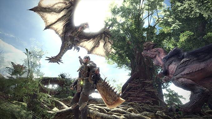 Monster Hunter: World - Xbox One [Importación alemana]: Amazon.es ...