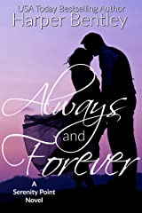 Always and Forever (Serenity Point Book 2) Kindle Edition