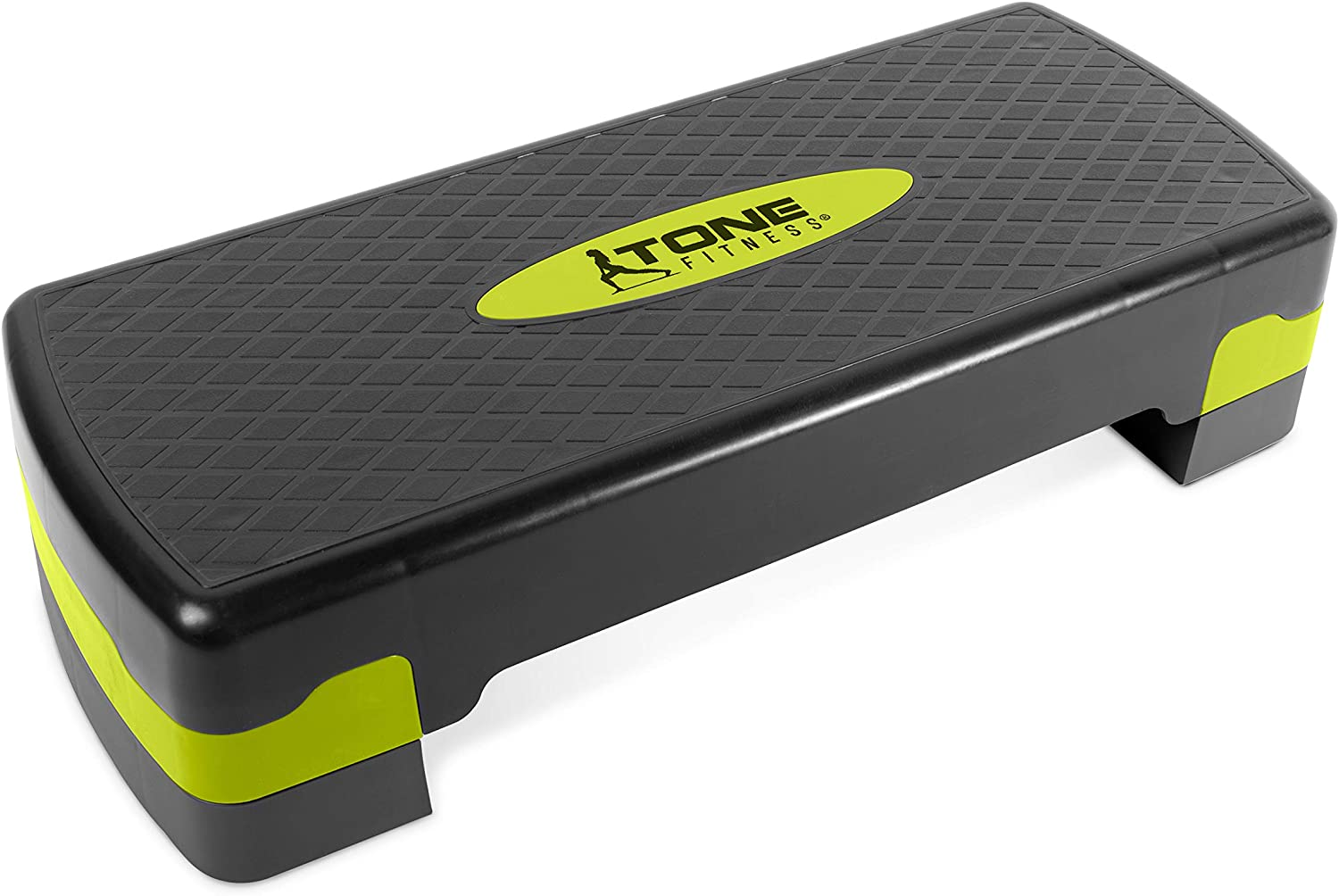 Tone Fitness Aerobic Step Platform | Exercise Step | Full and Compact Sizes