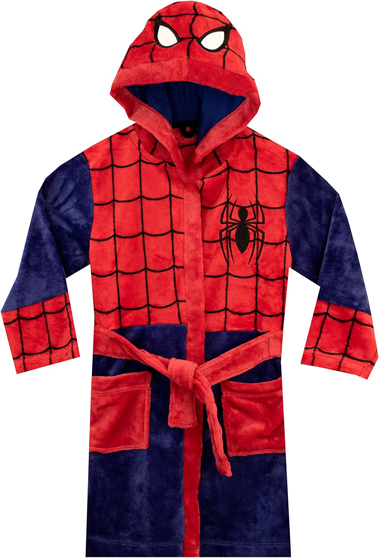 Marvel - Bata para niños - Spiderman - Rosso - 5-6 Años: Amazon.es ...