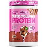 Obvi Collagen Peptides, Protein Powder, Keto, Gluten and Dairy Free, Hydrolyzed Grass-Fed Bovine Collagen Peptides, Supports