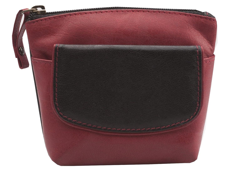 Safari Leather Coin Purse Wallet 1709_46