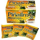 SmileMore - Té Piñalim con piña, linaza, té verde y té blanco - Provisión para 30 días