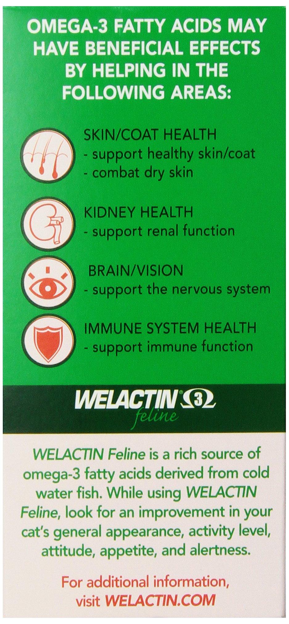 Welactin Feline Liquid, 4-Ounce 6