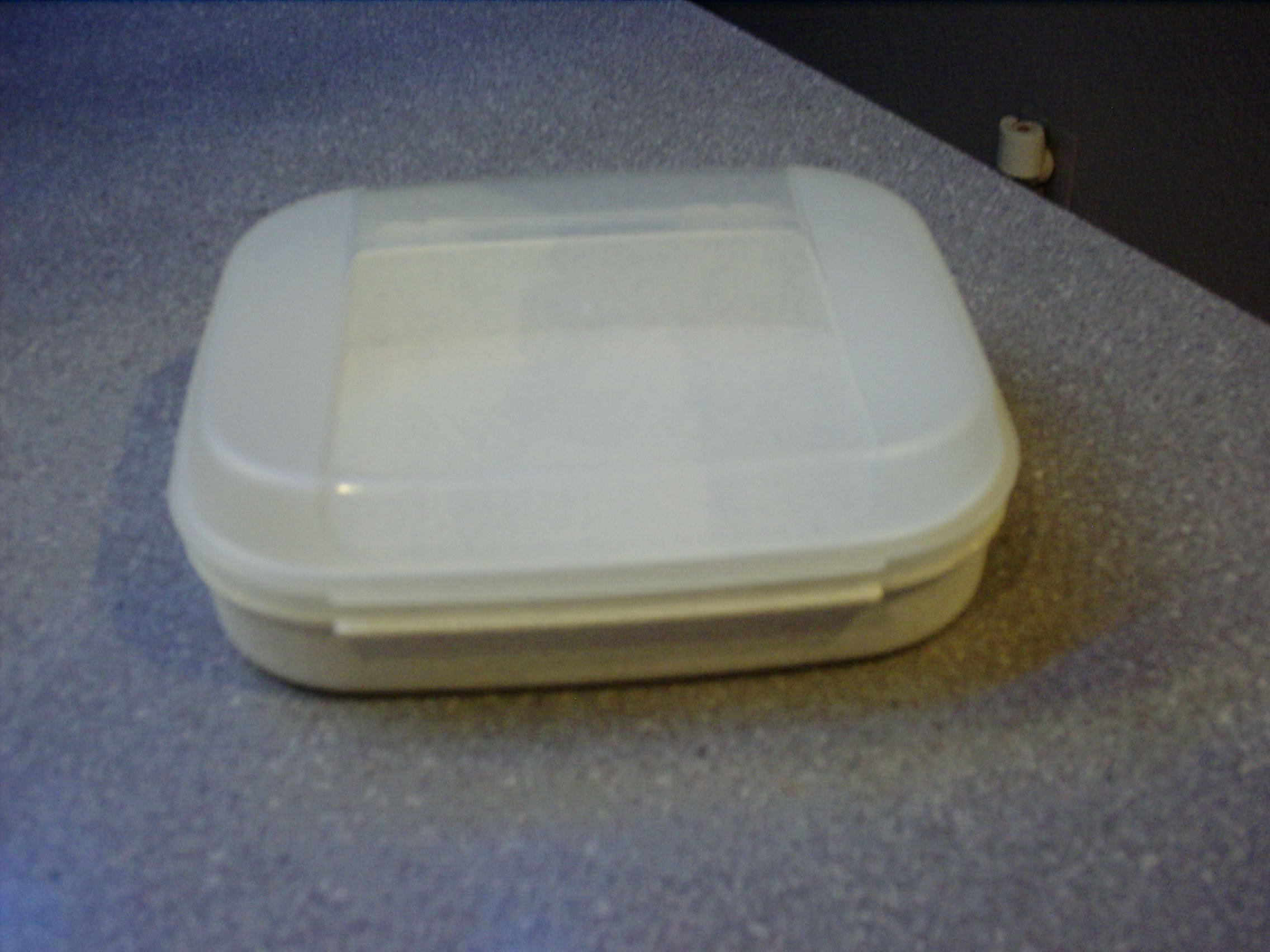 Tupperware Storz-a-lot, Slim, Speckeled Base