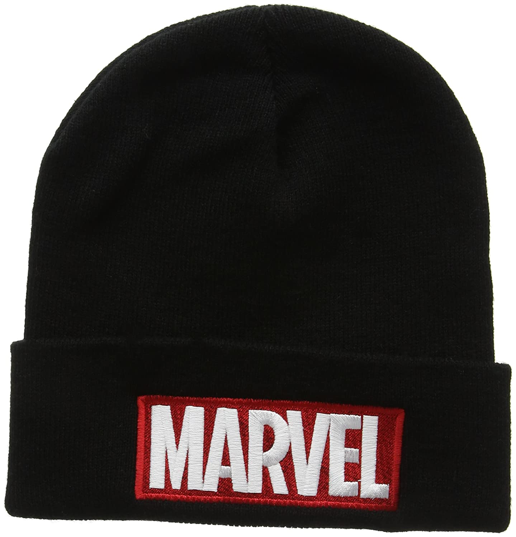 602aaa2e472 Marvel Men Beanie Hat Beanie  Amazon.co.uk  Clothing