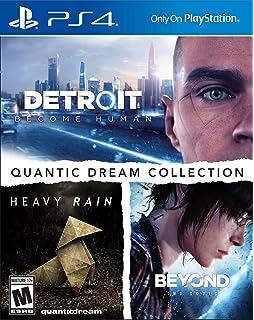 Amazon com: Detroit Become Human - PlayStation 4: Sony Interactive