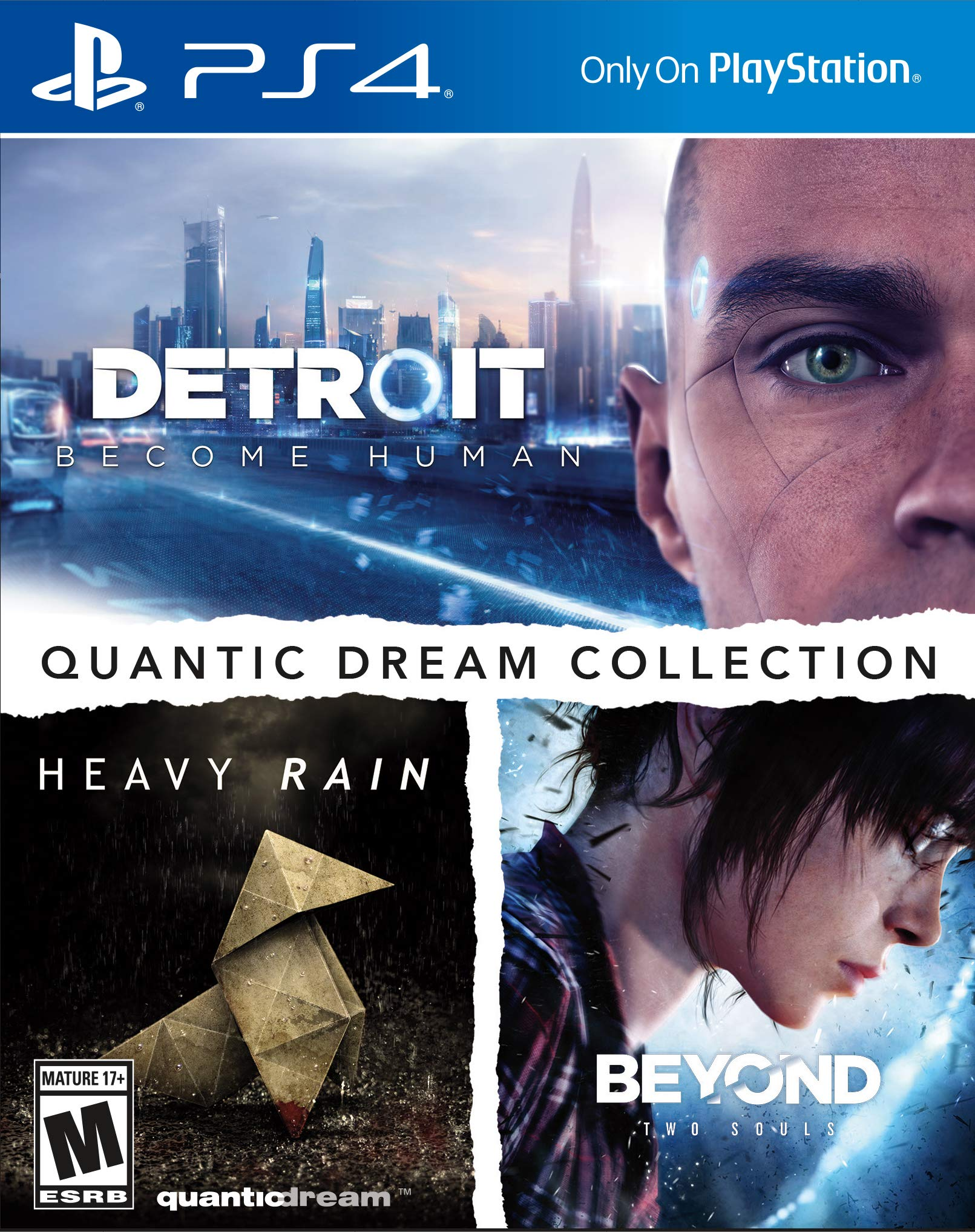 Quantic Dream Collection – PlayStation 4