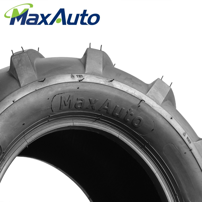 MaxAuto Set of 2 Lawn /& Garden Tires 23x10.50-12 23//10.50-12 6ply Load Range C