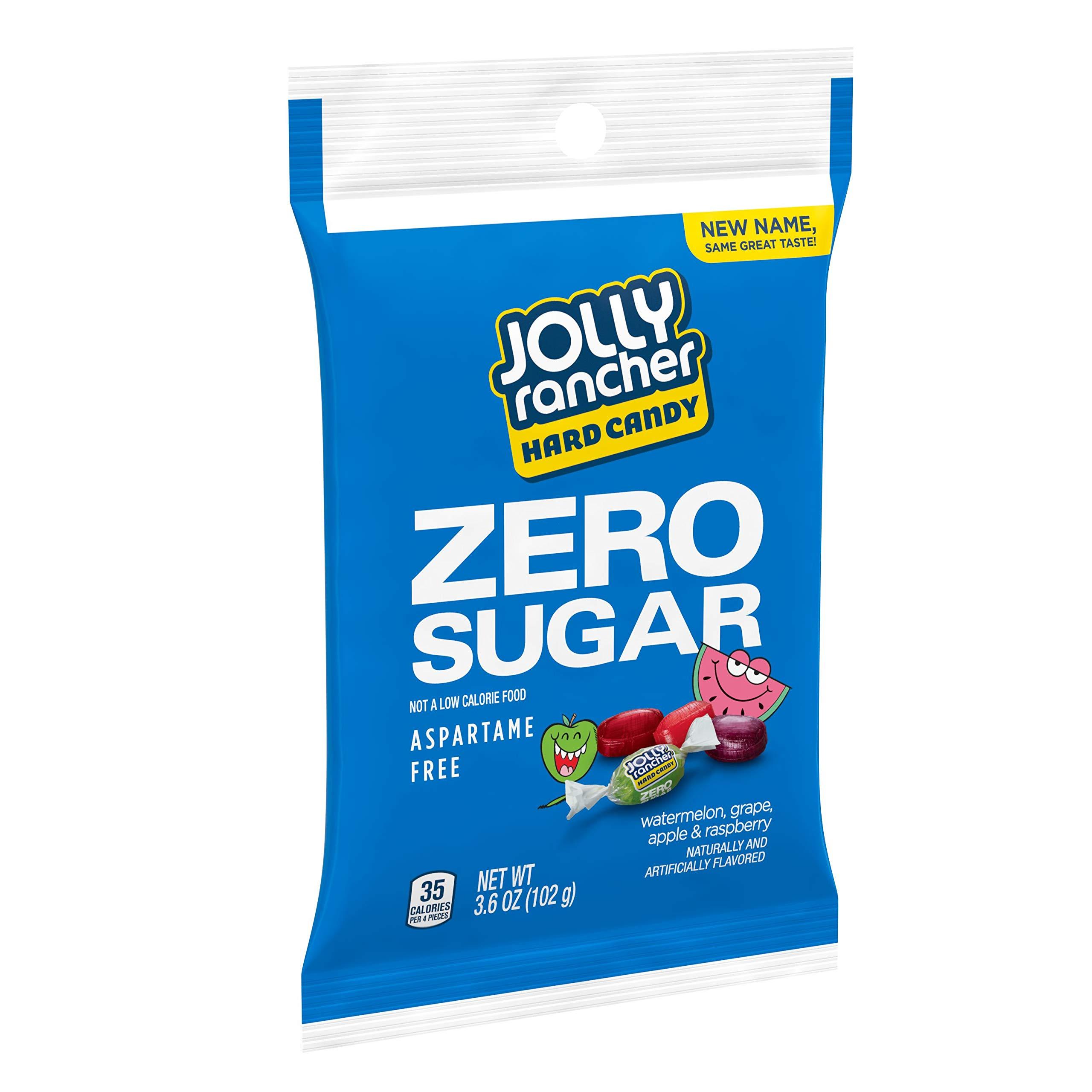 Jolly Rancher Sugar Free Hard Candy Assortment, 3.68 oz