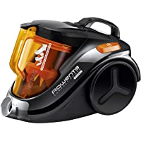 Rowenta Compact Power Cyclonic RO3753 Aspirador, color negro