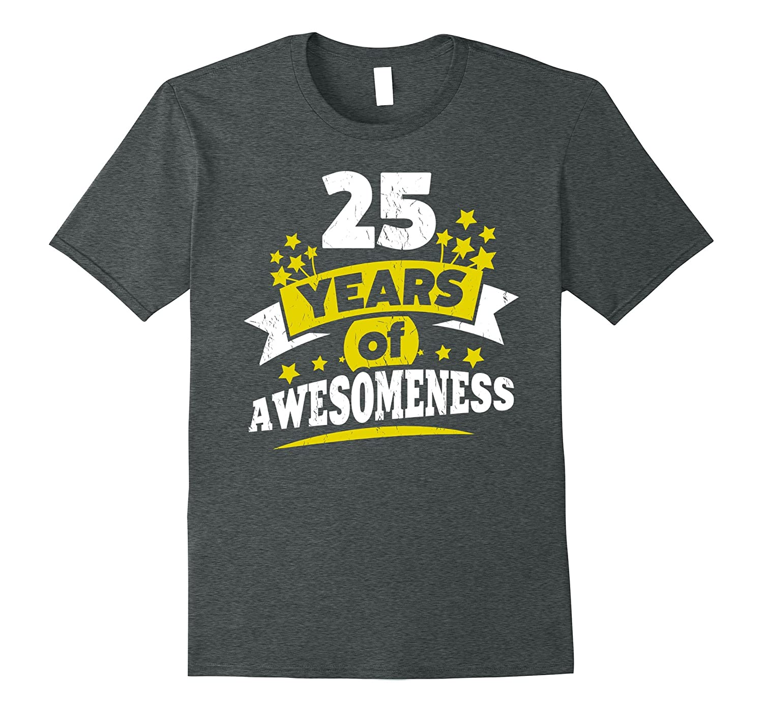 Birthday Gift For 25 Year Old Woman 25th Tee Shirt PL