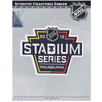Image Unavailable. Image not available for. Color  2019 Official NHL  Stadium Series Game Jersey ... 0cd9f4607d9