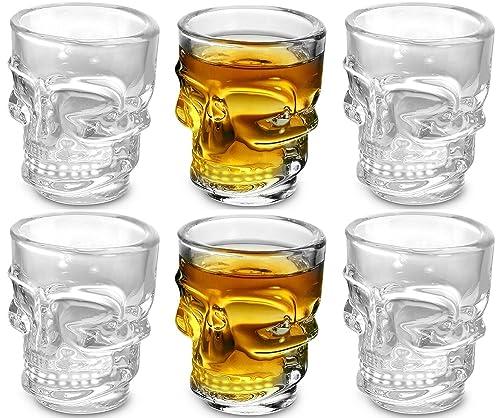 Kovot Skull Shot Glasses (Set Of 6)