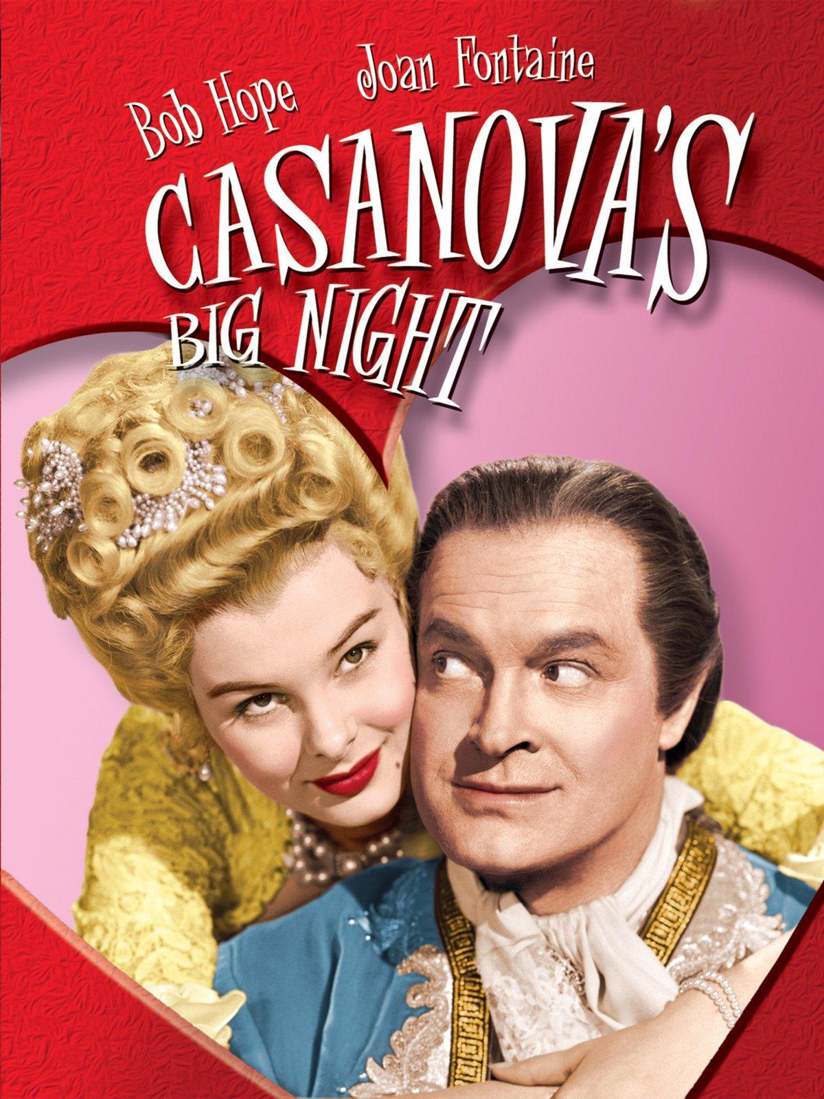 Casanova's Big Night by