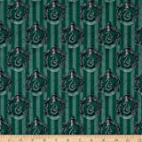 Harry Potter Digital Slytherin Multi Fabric By The Yard