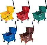 Carlisle 3690805 Commercial Mop Bucket with Side