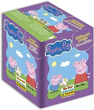 Panini- Peppa Pig - Caja de 50 Bolsillos, 2514-004: Amazon.es ...