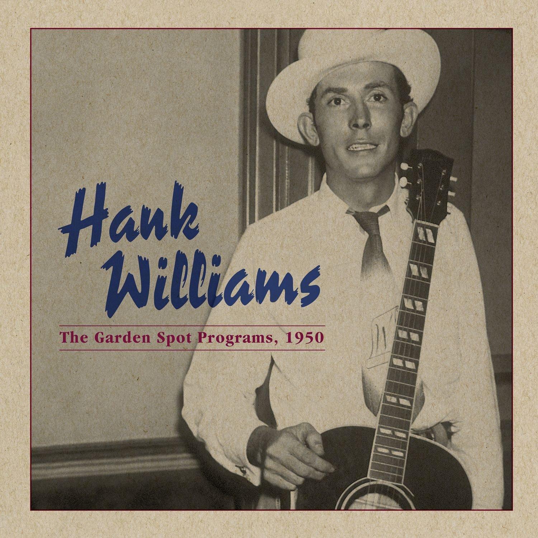 Amazon   The Garden Spot Programs 1950   Hank Williams, Hank ...