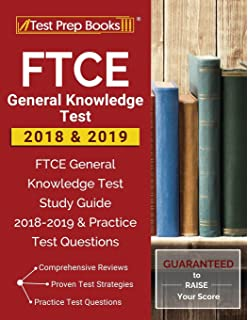 Ftce general knowledge test study guide 2018 2019 exam prep book ftce general knowledge test 2018 2019 ftce general knowledge test study guide fandeluxe Choice Image
