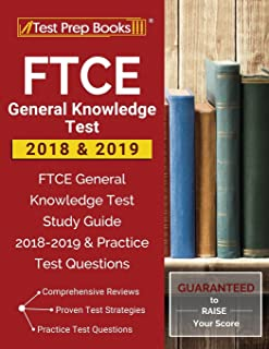 ftce general knowledge test study guide 2018 2019 exam prep book rh amazon com ftce general knowledge test study guide ftce general knowledge study guide 2017