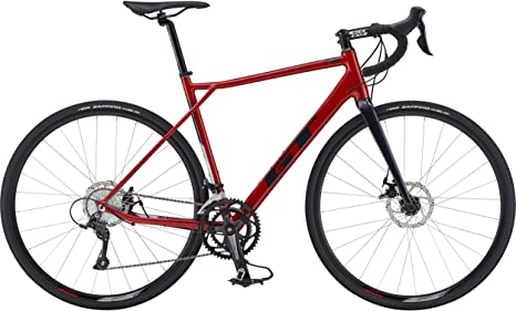 GT 700 M GTR Comp 2019 - Bicicleta de Carretera, Color Rojo, Color Rojo, tamaño Medium: Amazon.es: Deportes y aire libre