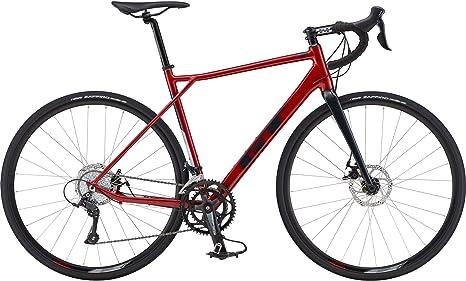 GT 700 M GTR Comp 2019 - Bicicleta de Carretera, Color Rojo ...