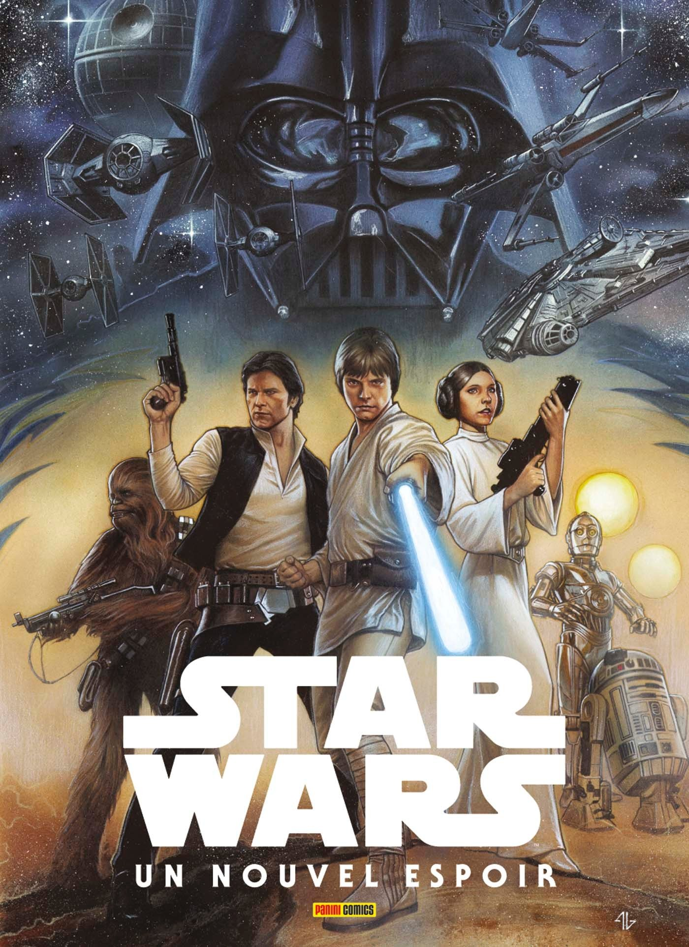 Amazon Fr Star Wars Episode Iv Un Nouvel Espoir Thomas Roy Livres