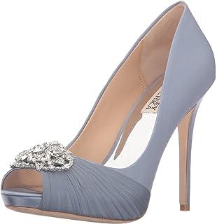 8062cdc8db8f8 Amazon.com: Badgley Mischka Women's Flash II Dress Pump: Shoes