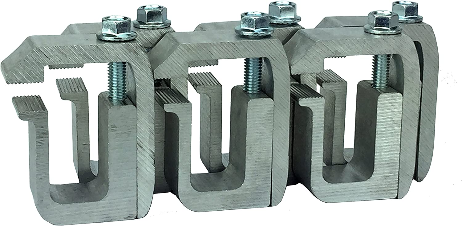 GCI set of 6 G-991 Clamp for Truck Cap Camper Shell on Ford Super Duty