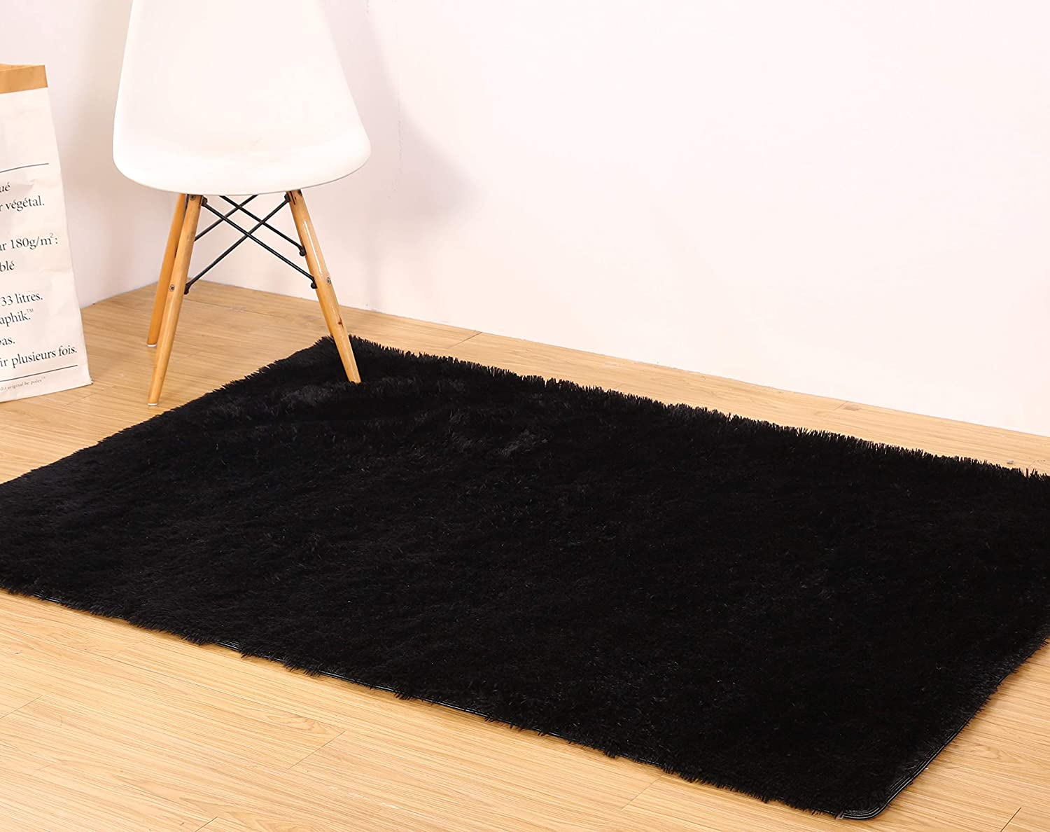 Shaggy Rugs Soft Pile Plain Thick Non Shed Comfort Modern  Small /& Large Sizes