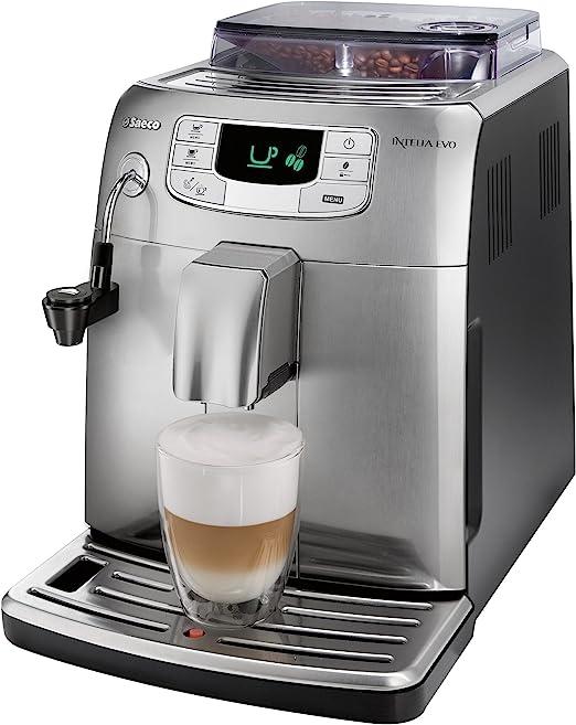 Philips Saeco Intelia Evo - Cafetera (Independiente, Totalmente ...