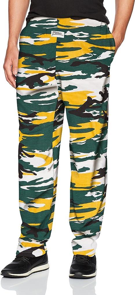 Zubaz Mens Printed Athletic Lounge Pants